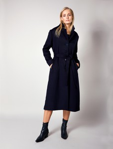 Płaszcz Molton
