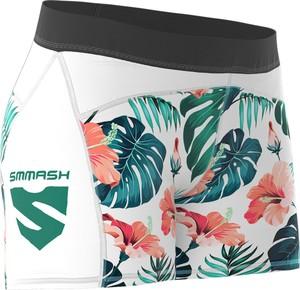 Szorty Smmash ze skóry ekologicznej