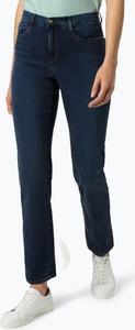 Niebieskie jeansy Brax w stylu casual