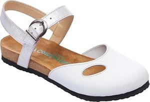Sandały Comfortfusse ze skóry