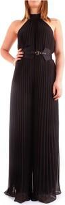 Czarna sukienka Guess bez rękawów maxi