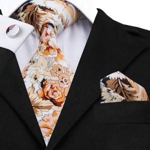 Czarny krawat e-spinki.pl