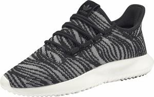 Czarne buty sportowe Adidas Originals z płaską podeszwą