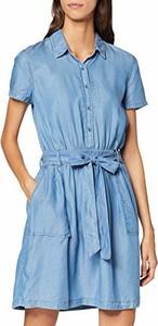 Sukienka amazon.de w stylu casual z krótkim rękawem