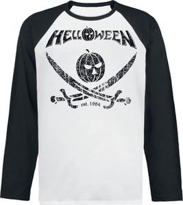 Koszulka z długim rękawem Emp z długim rękawem w młodzieżowym stylu