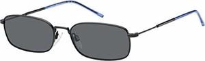 amazon.de Tommy Hilfiger Th 1646/S męskie okulary przeciwsłoneczne wielokolorowe (Mtt Black) 55