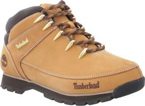 Buty trekkingowe Timberland sznurowane ze skóry