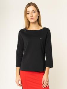 Bluzka Calvin Klein z długim rękawem w stylu casual