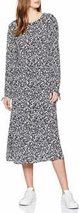 Sukienka amazon.de w stylu casual z długim rękawem koszulowa