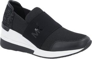 Sneakersy Michael Kors z płaską podeszwą