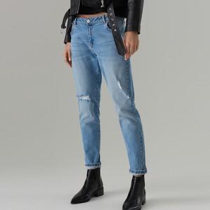 598e0a0120f511 Spodnie damskie Mohito, kolekcja lato 2019