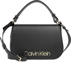 Torebka Calvin Klein średnia ze skóry