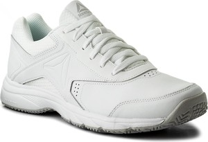 Buty reebok - work n cushion 3.0 bs9523 white/steel