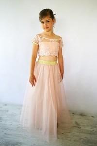Sukienka dziewczęca Meleksima z tiulu