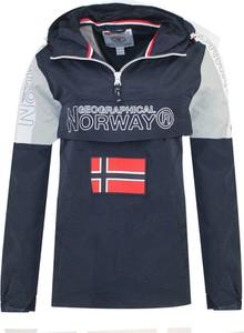Kurtka Geographical Norway w stylu casual