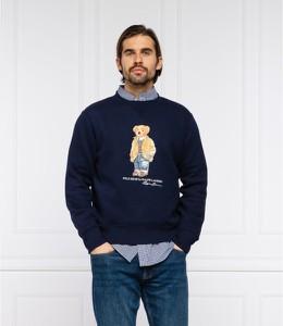 Bluza POLO RALPH LAUREN z dzianiny w młodzieżowym stylu