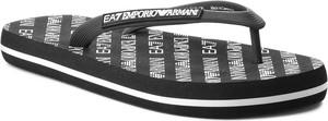 Buty letnie męskie EA7 Emporio Armani w sportowym stylu