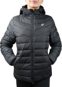 Czarna kurtka ASICS w stylu casual