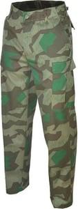 Zielone spodnie Mil-Tec