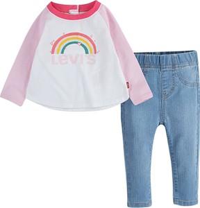 Odzież niemowlęca Levis Kids dla dziewczynek