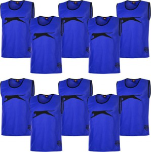 Niebieska koszulka dziecięca Slazenger
