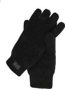 Czarne rękawiczki Top Secret