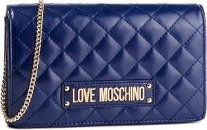 Niebieska torebka Love Moschino
