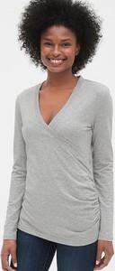 Gap Koszulka ciążowa w kolorze szarym