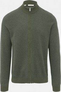 Zielony sweter Selected Homme w stylu casual