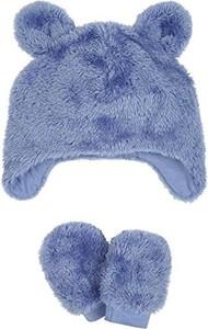 Niebieska czapka mothercare