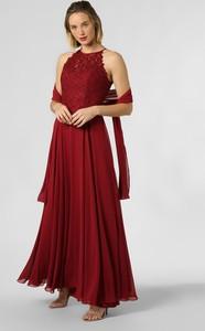 Czerwona sukienka Luxuar Fashion maxi