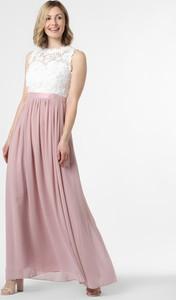 Różowa sukienka Marie Lund bez rękawów