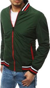 Zielona kurtka Dstreet