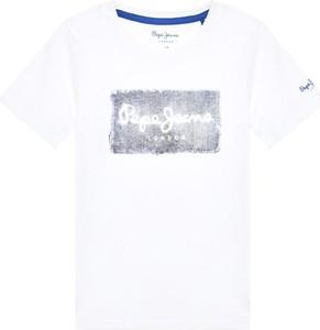 Koszulka dziecięca Pepe Jeans dla chłopców