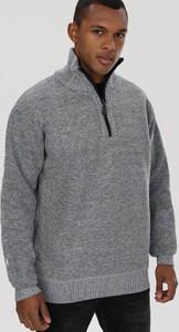 Sweter born2be w stylu casual z wełny