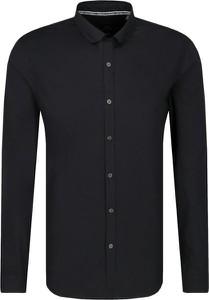 Czarna koszula Armani Exchange