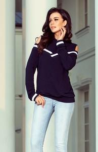 3ccf01dbfad81 modne ubrania dla 50 latki. Bluza Moda Dla Ciebie z długim rękawem