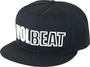 Czarna czapka Volbeat