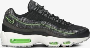 Buty sportowe Nike air max 95 ze skóry