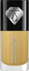 C236 Lakier do paznokci z odżywką Semilac Color&Care 7ml