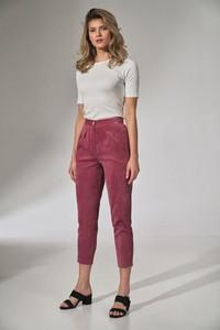 Spodnie Figl ze sztruksu