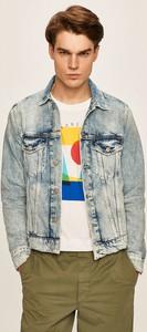 Kurtka Pepe Jeans z bawełny w młodzieżowym stylu