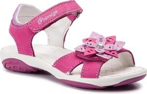 Buty dziecięce letnie Primigi ze skóry