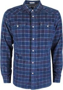 Koszula Tommy Hilfiger z bawełny z klasycznym kołnierzykiem w stylu casual