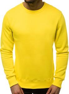 Bluza ozonee.pl z bawełny w stylu casual
