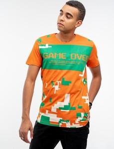 T-shirt BREEZY z nadrukiem z krótkim rękawem