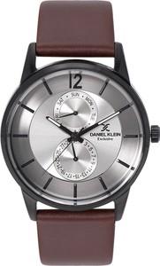 Zegarek męski Daniel Klein 12022 - brązowy