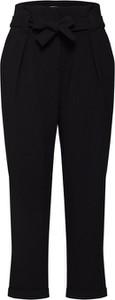 Czarne spodnie Mint&berry w stylu casual
