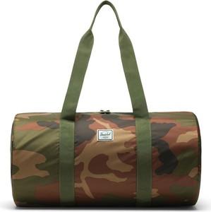 Zielona torba sportowa Herschel Supply Co.