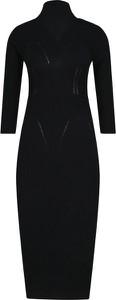 Sukienka Guess by Marciano z długim rękawem